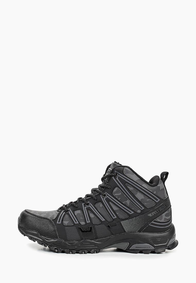 Мужские спортивные ботинки Patrol (Патрол) 589-574IM-19w-01-5