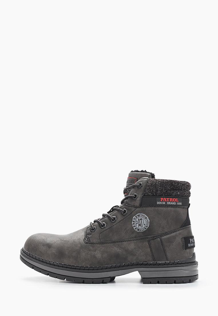 Мужские ботинки Patrol (Патрол) 463-023IM-20w-01-1