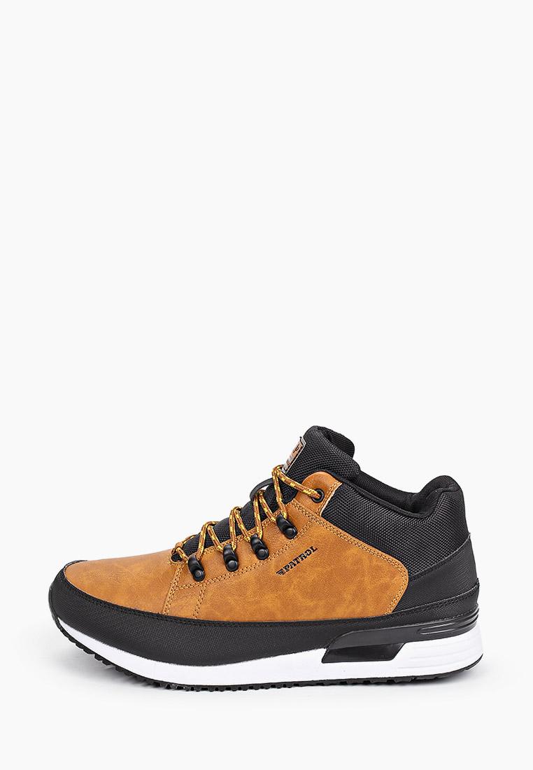 Мужские ботинки Patrol (Патрол) 473-013PIM-21w-01-45