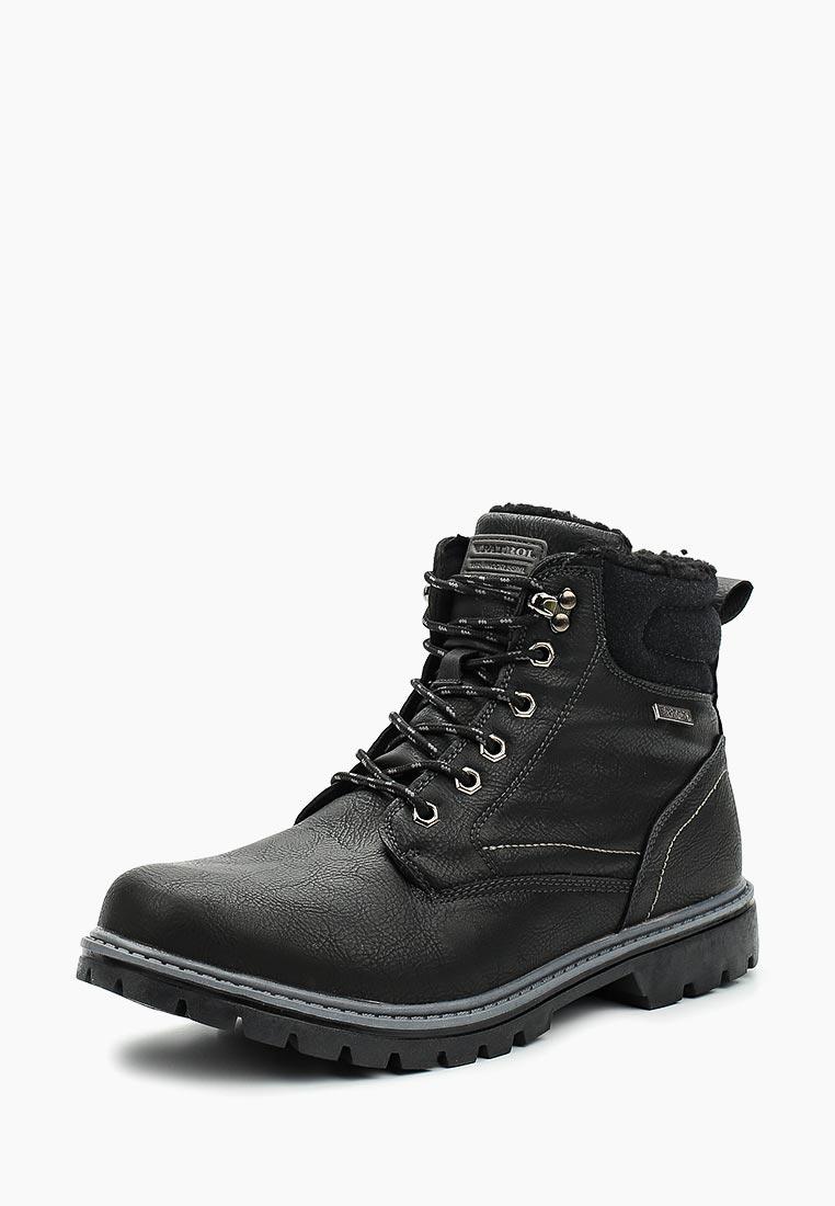 Мужские ботинки Patrol (Патрол) 463-700PIM-18w-01-1