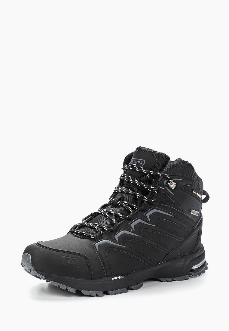 Спортивные мужские ботинки Patrol (Патрол) 532-936IM-18w-04-1