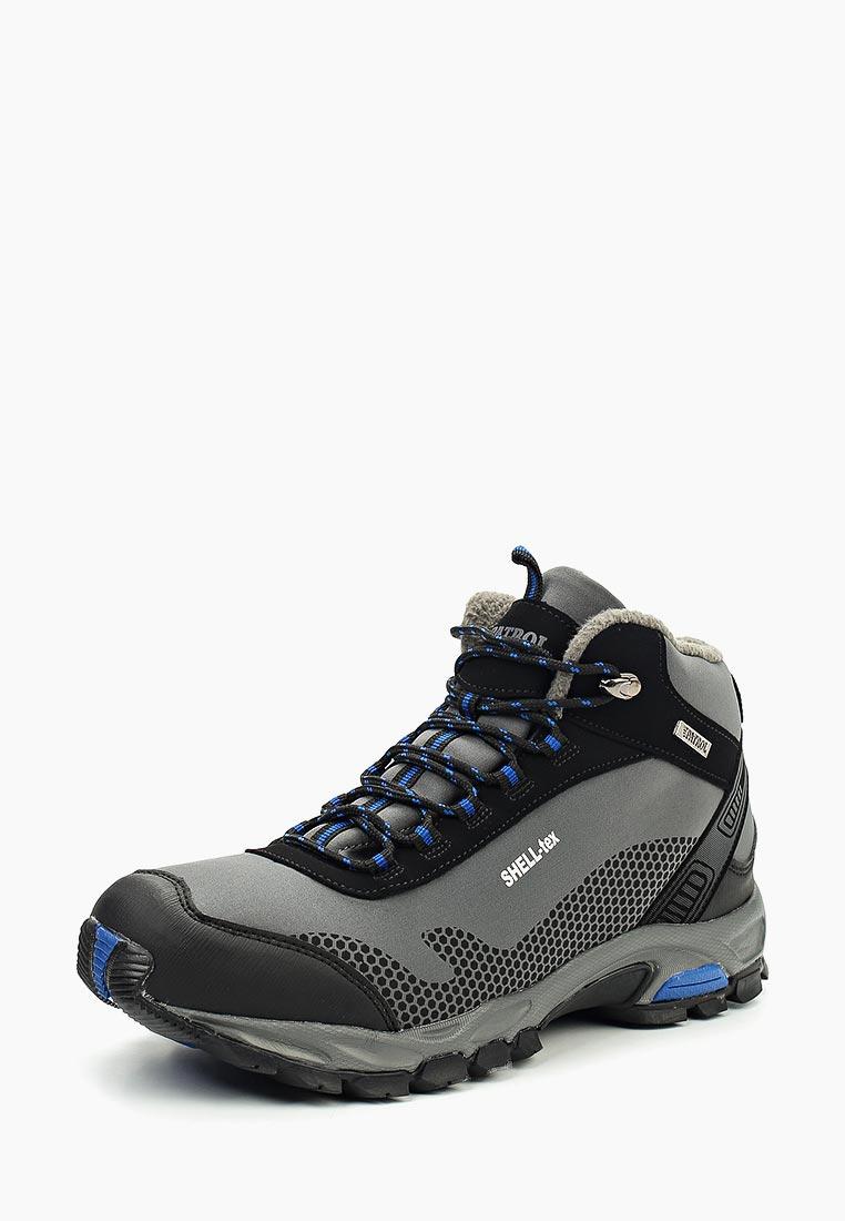 Спортивные мужские ботинки Patrol (Патрол) 562-502PF-18w-8/01-5