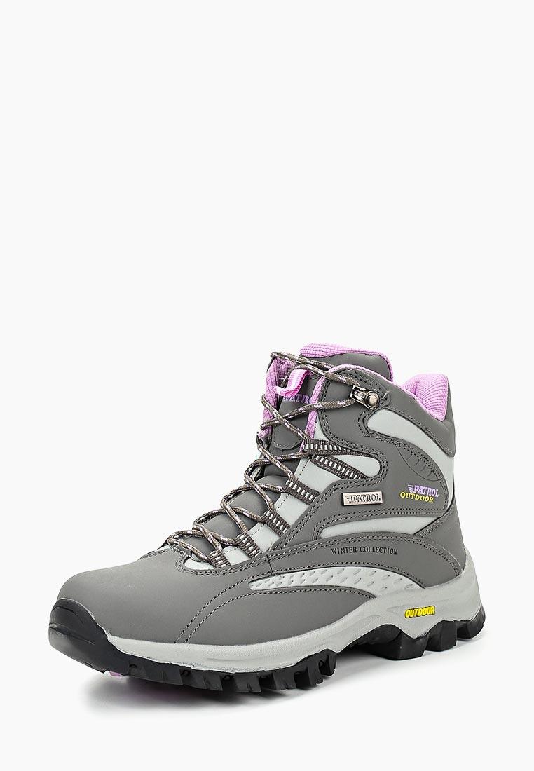 Женские спортивные ботинки Patrol (Патрол) 232-005PIM-19w-01-5