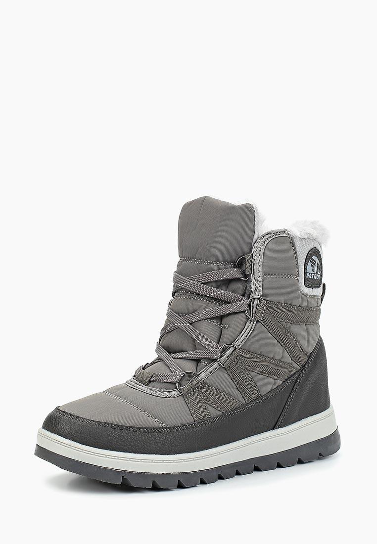 Женские ботинки Patrol (Патрол) 257-983IM-19w-8/01-43