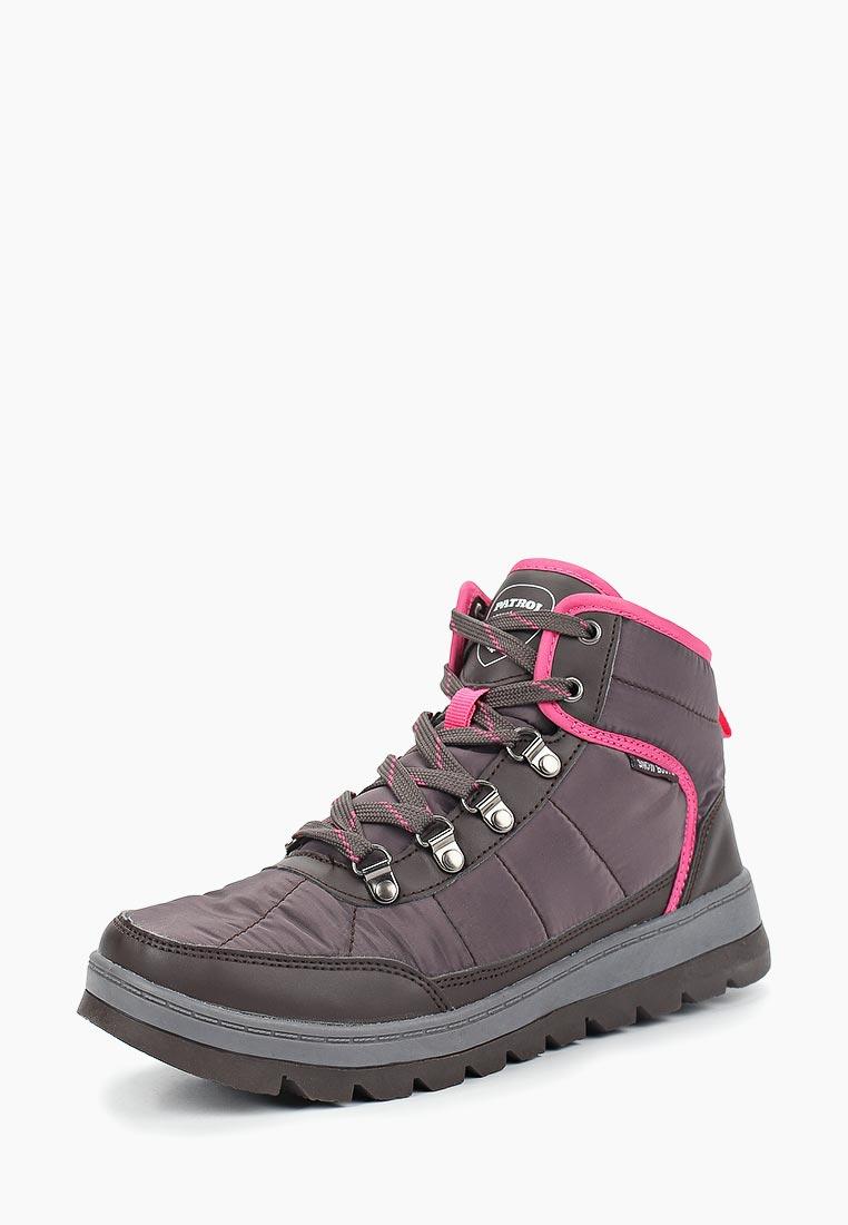 Женские ботинки Patrol (Патрол) 273-813IM-19w-8/01-2