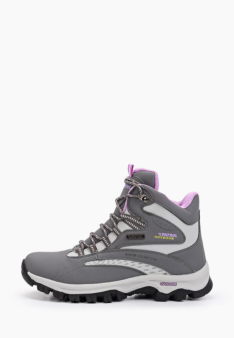 Женские спортивные ботинки Patrol (Патрол) 232-005PIM-20w-01-5
