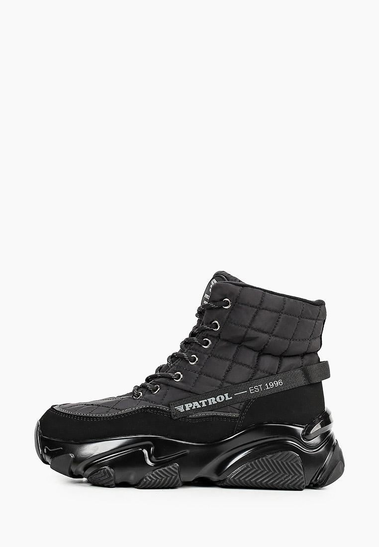 Женские ботинки Patrol (Патрол) 257-841IM-21w-8/01-1