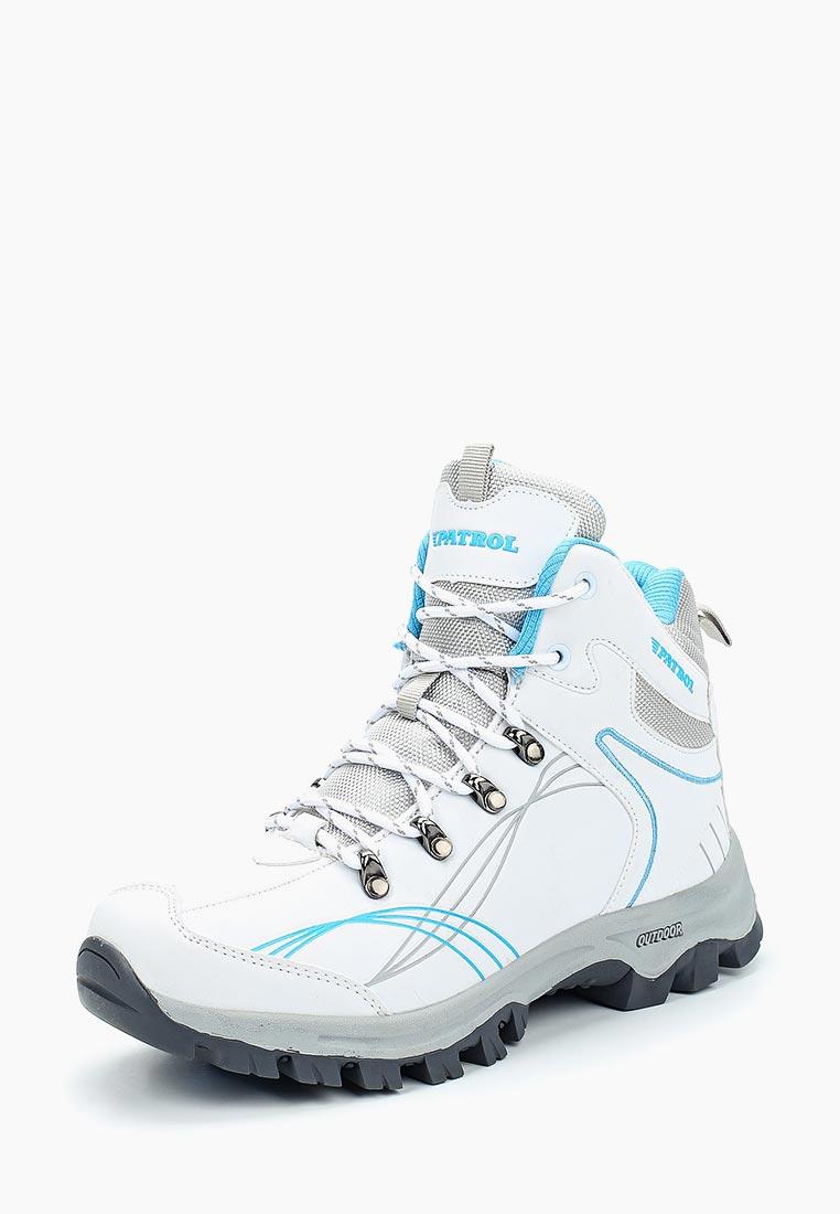 Женские спортивные ботинки Patrol (Патрол) 232-937IM-18w-01-10