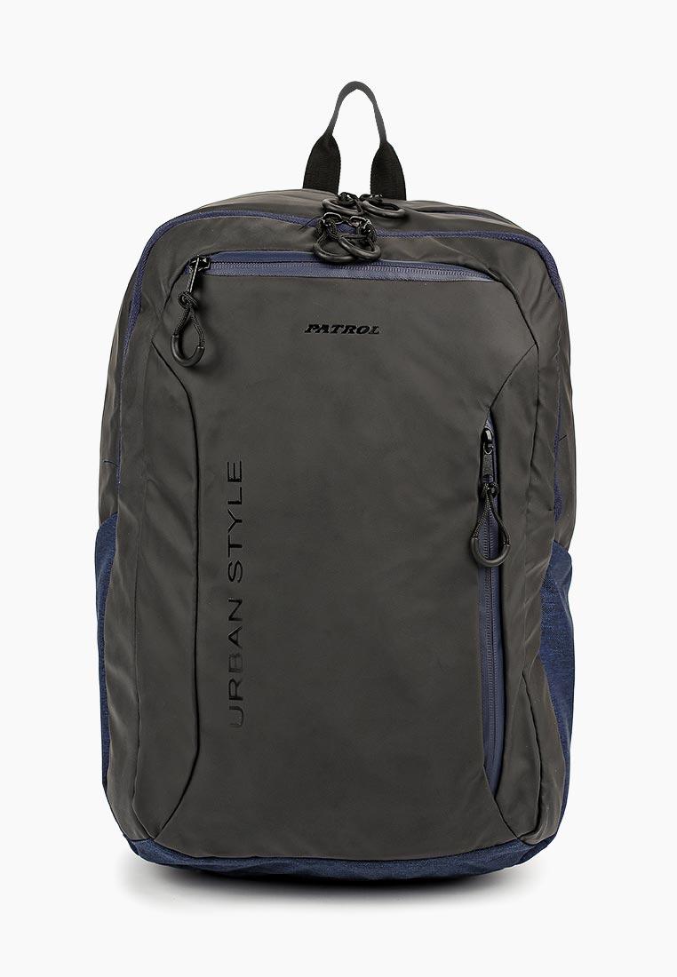 Городской рюкзак Patrol (Патрол) 868-703T-19w-8-1/16