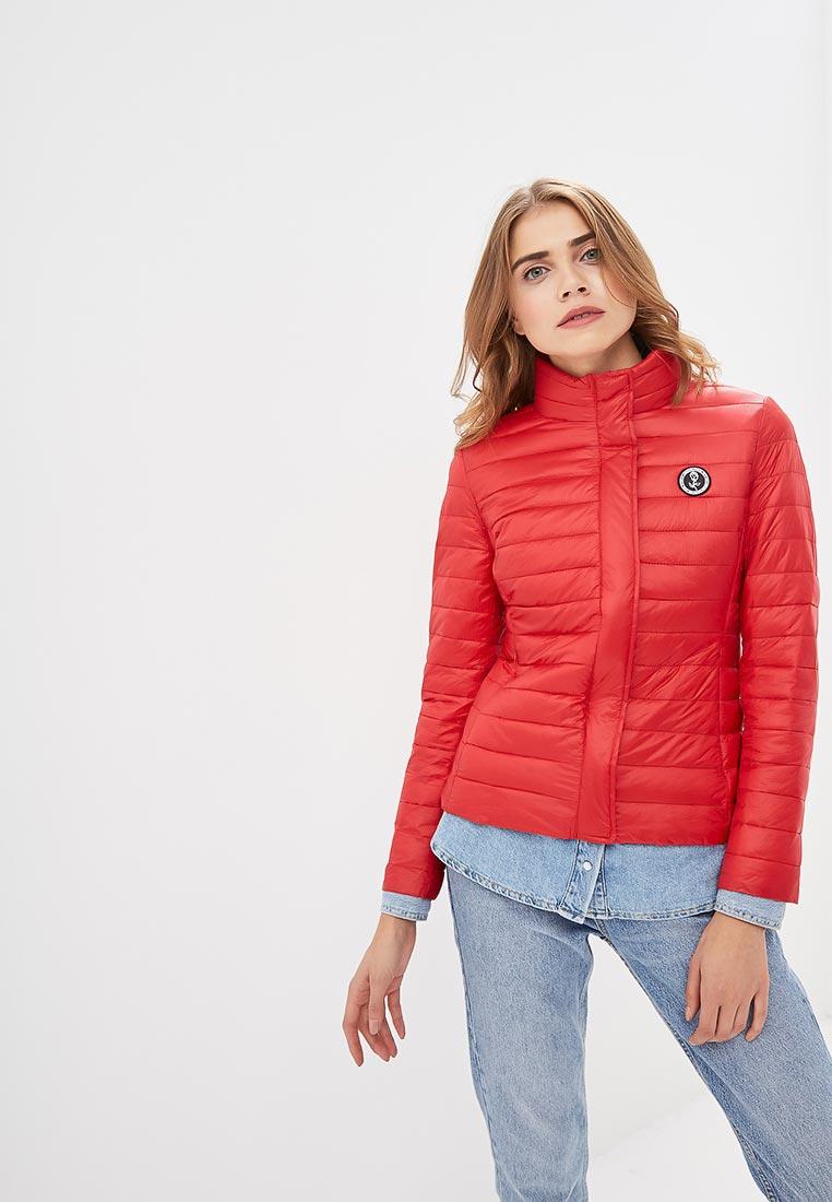 Утепленная куртка Paccio B006-W1078
