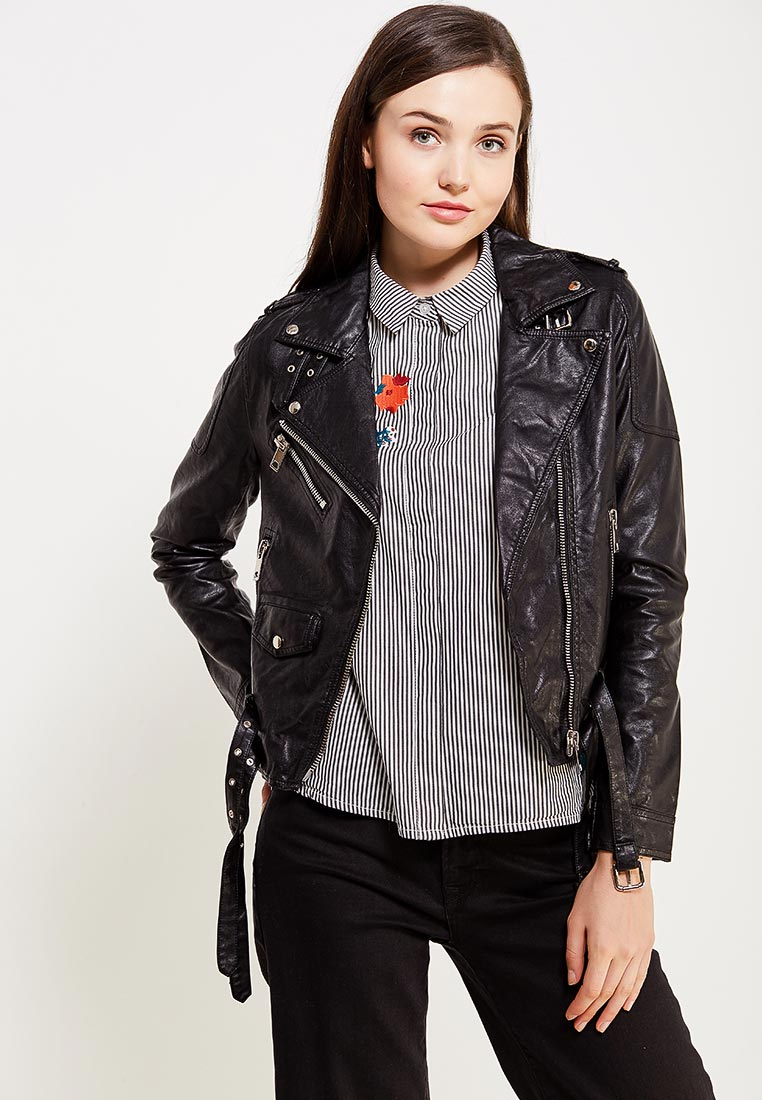 Кожаная куртка Paccio B006-P2235