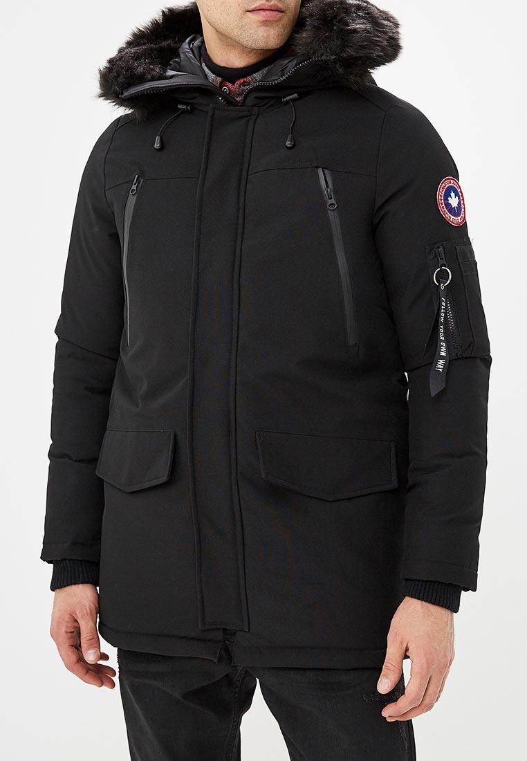 Утепленная куртка Paragoose CURLING