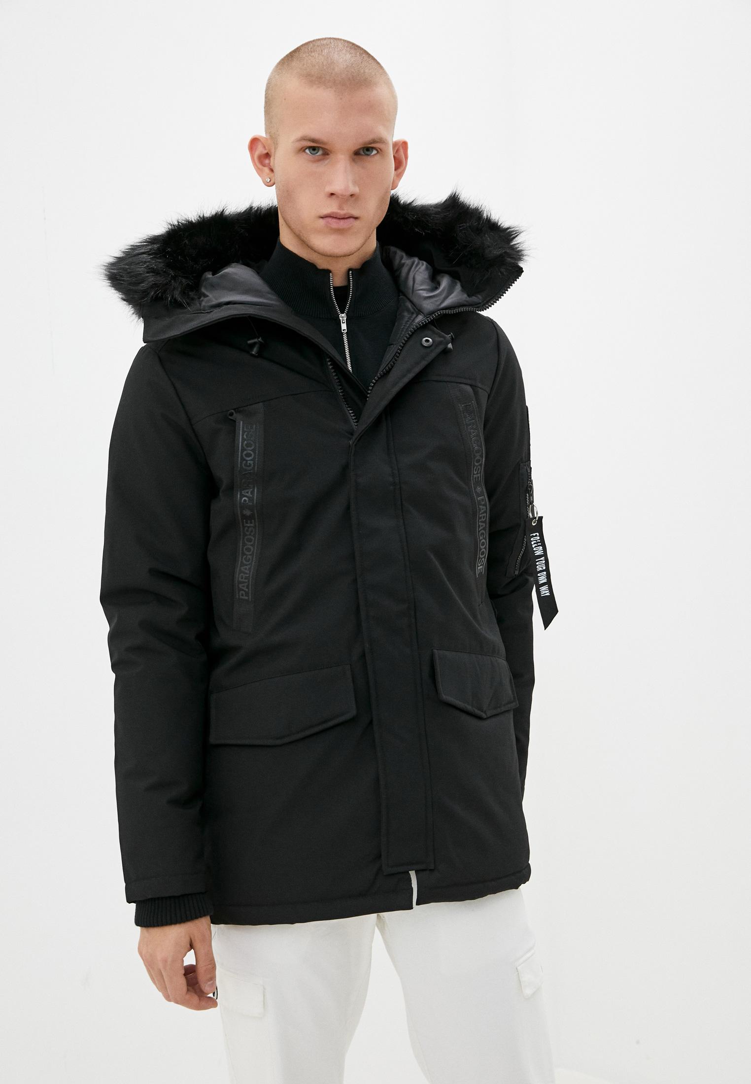 Утепленная куртка Paragoose DAVOS: изображение 1