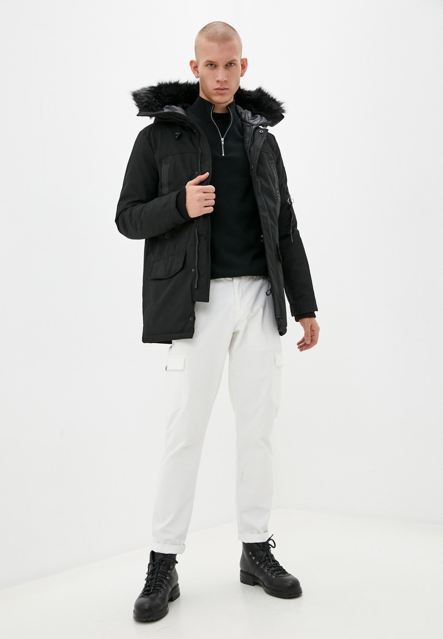 Утепленная куртка Paragoose DAVOS: изображение 2
