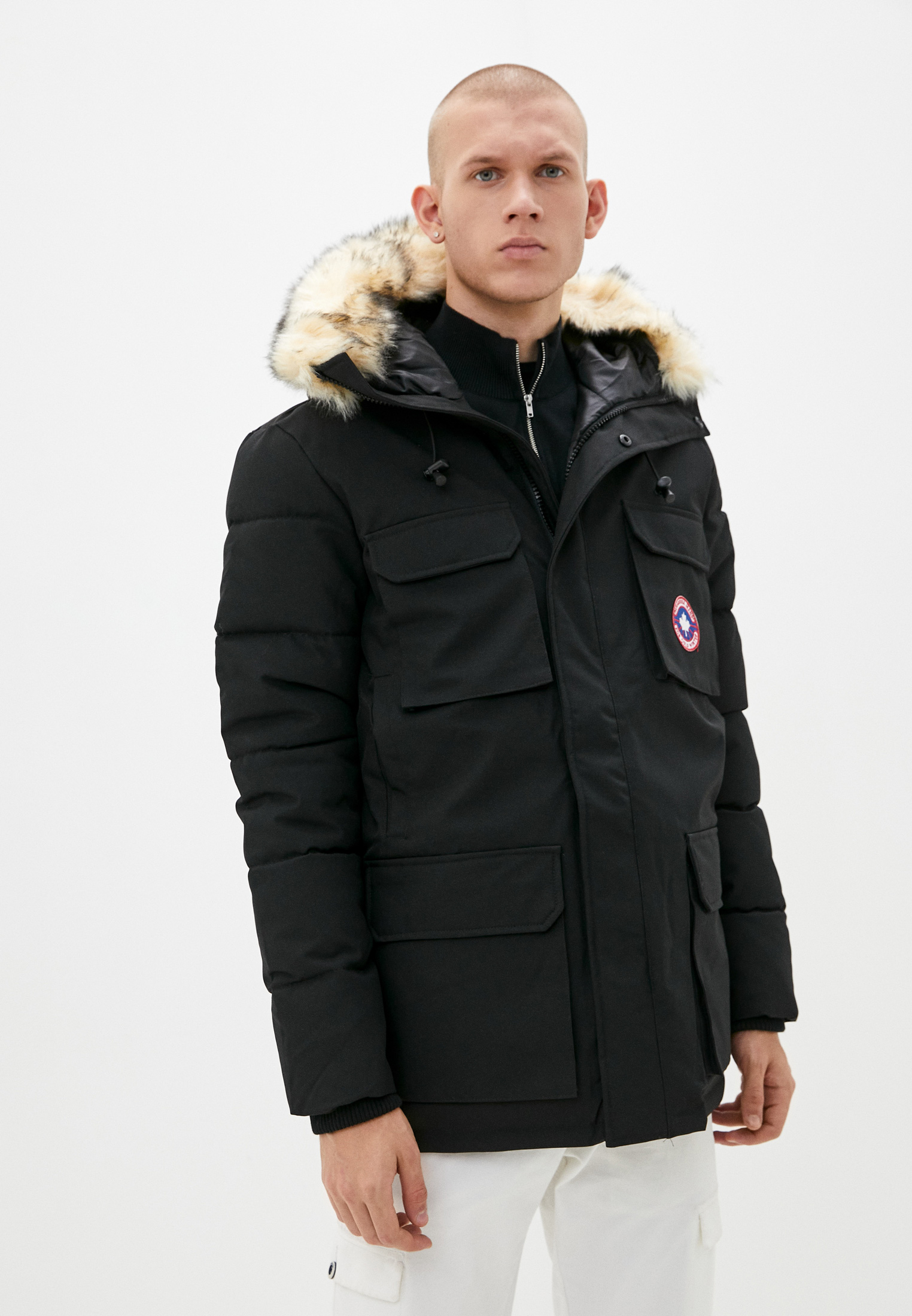 Утепленная куртка Paragoose WINNIPEG