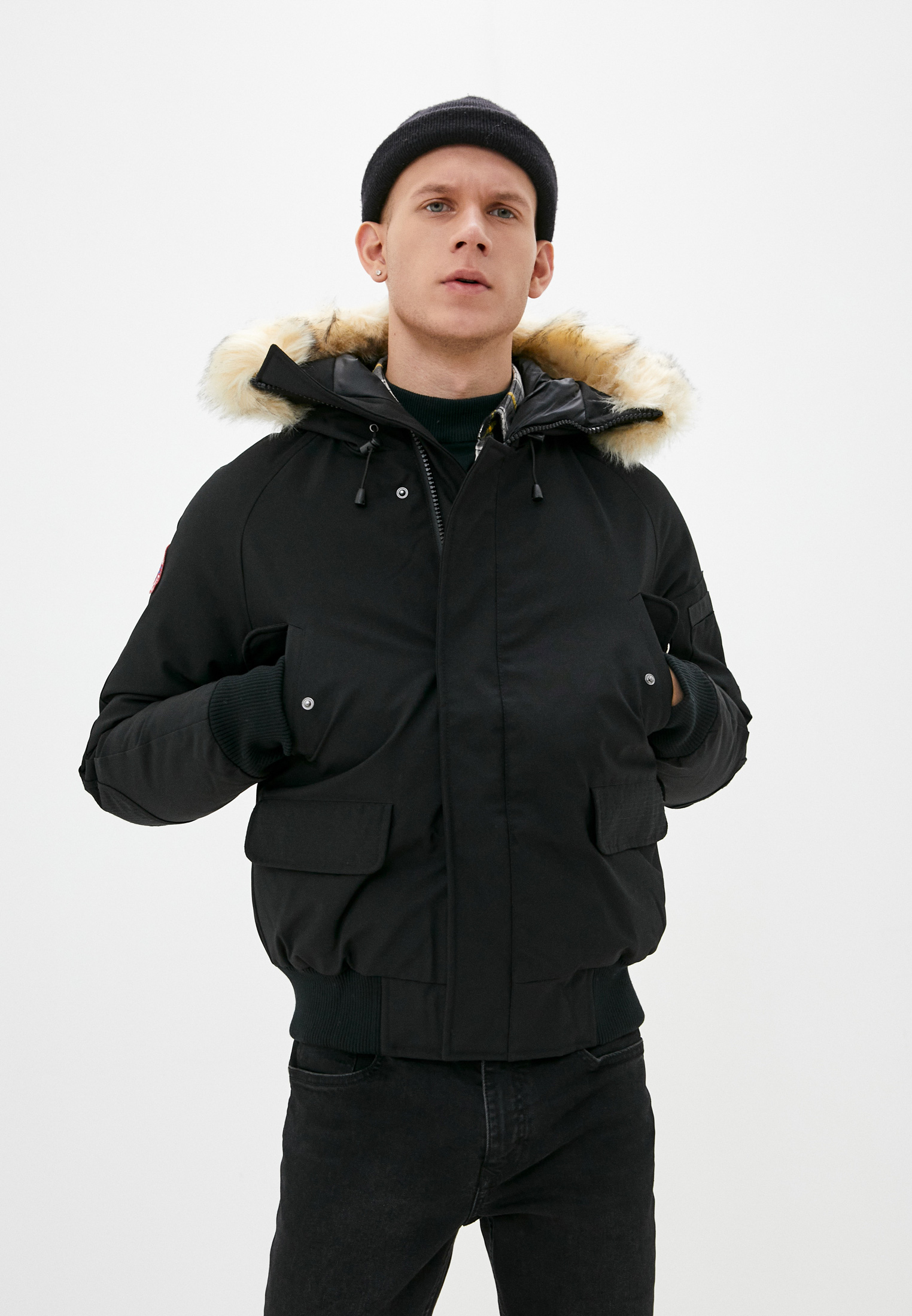 Утепленная куртка Paragoose ARIA: изображение 5
