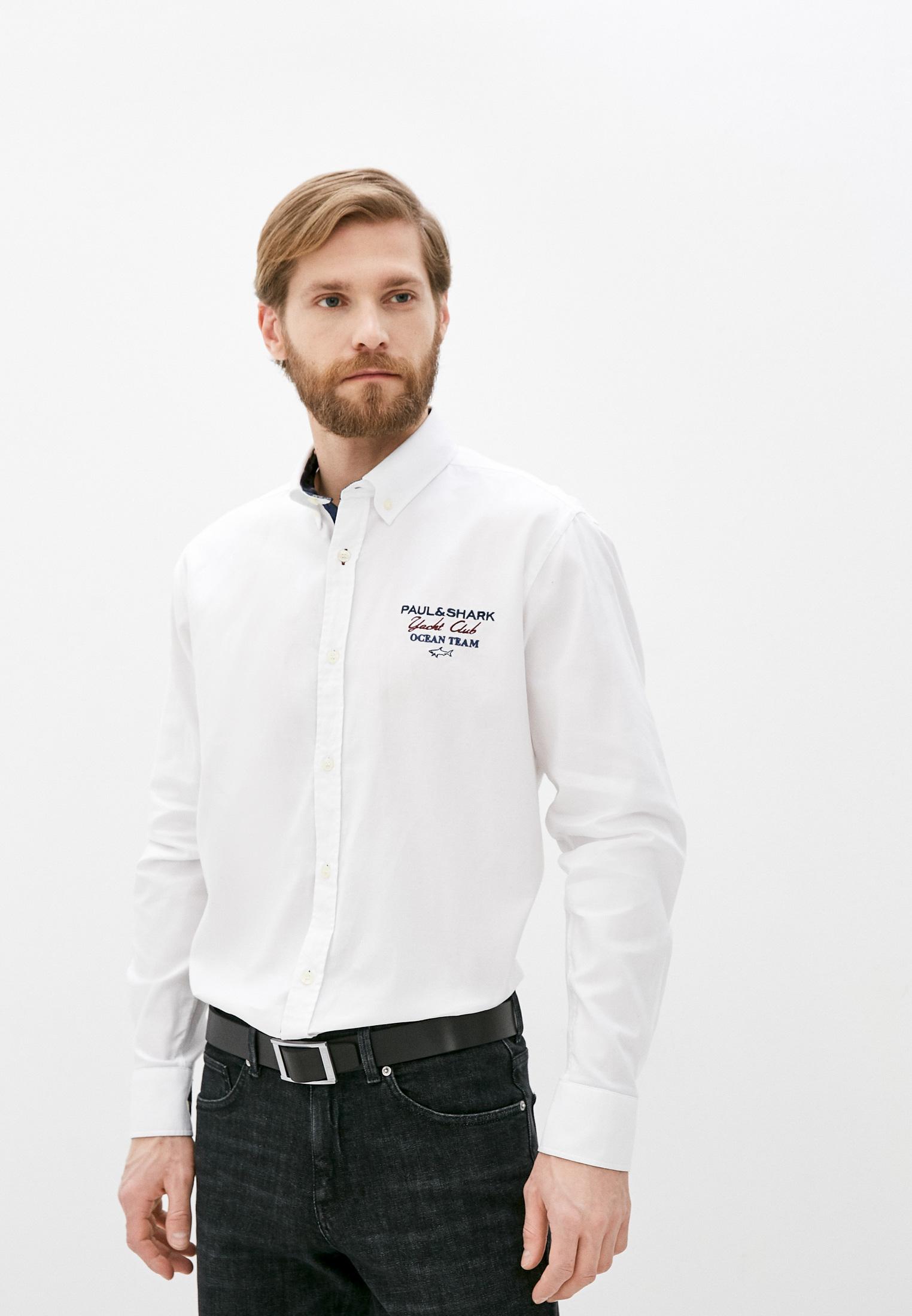 Рубашка с длинным рукавом Paul & Shark I16P33740