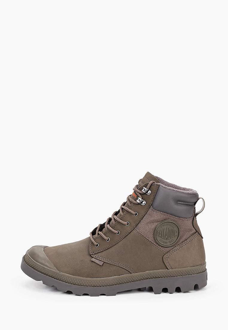 Мужские ботинки Palladium 76843-213-M