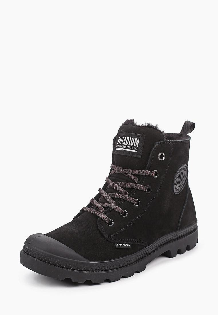 Женские ботинки Palladium 95982-010-M: изображение 2