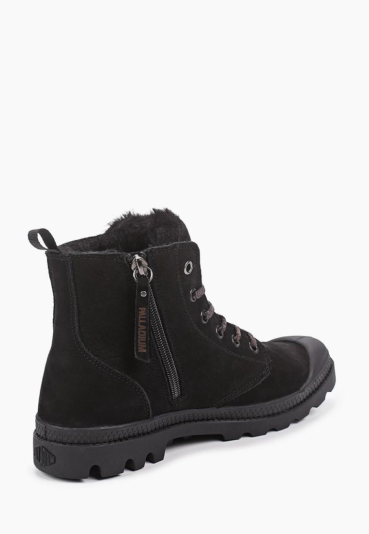 Женские ботинки Palladium 95982-010-M: изображение 3