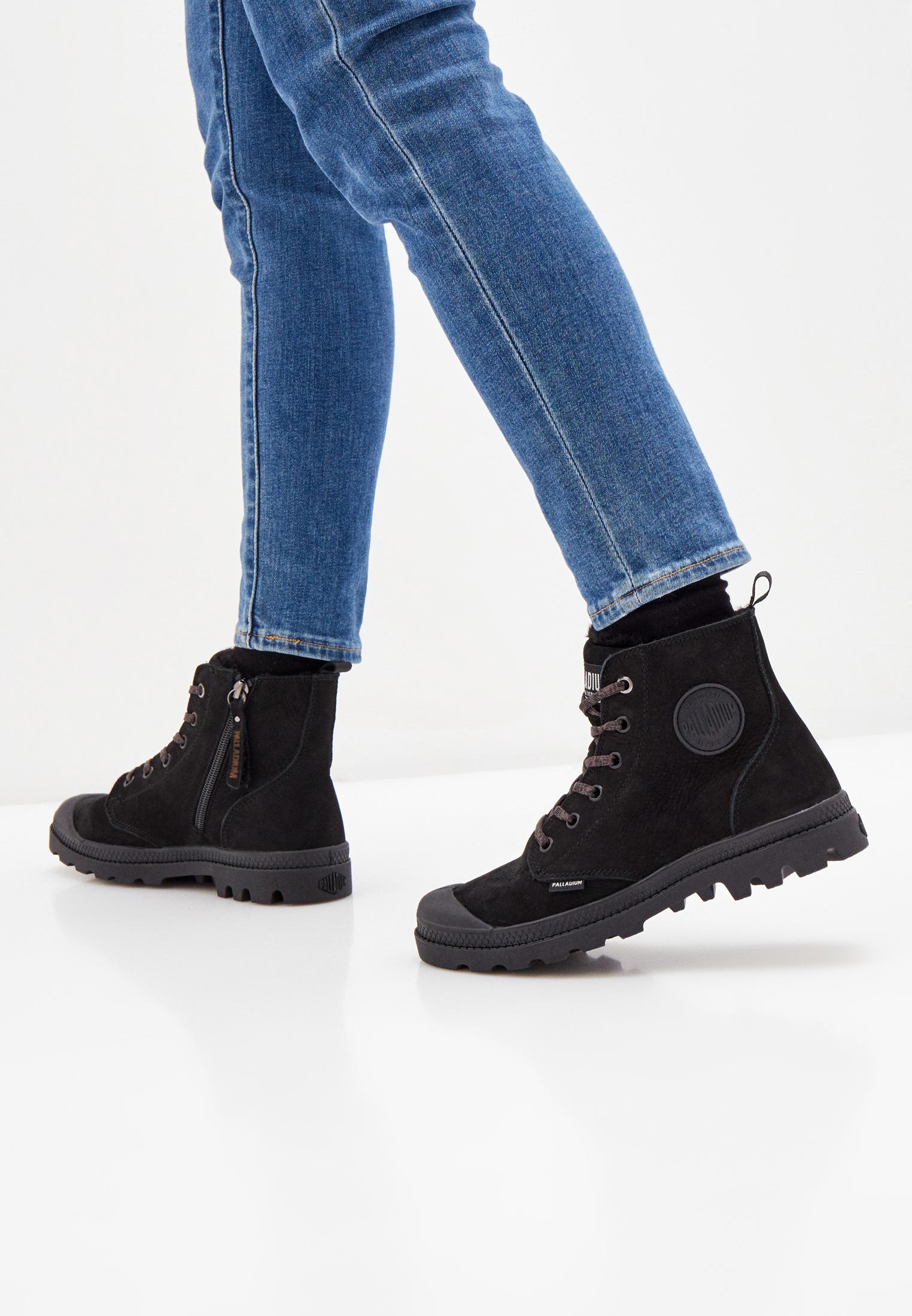 Женские ботинки Palladium 95982-010-M: изображение 7