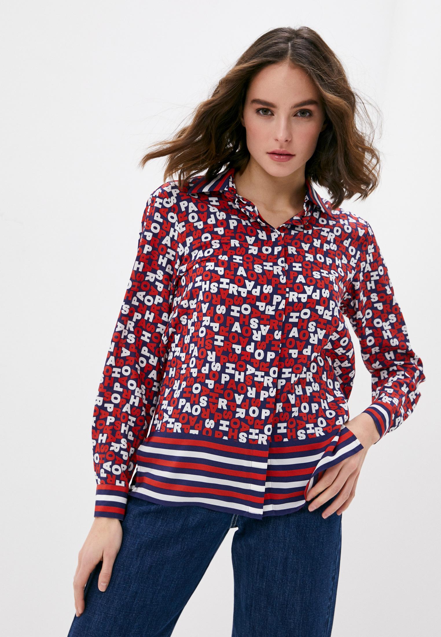 Блуза P.A.R.O.S.H. SLOGOGD381012: изображение 1