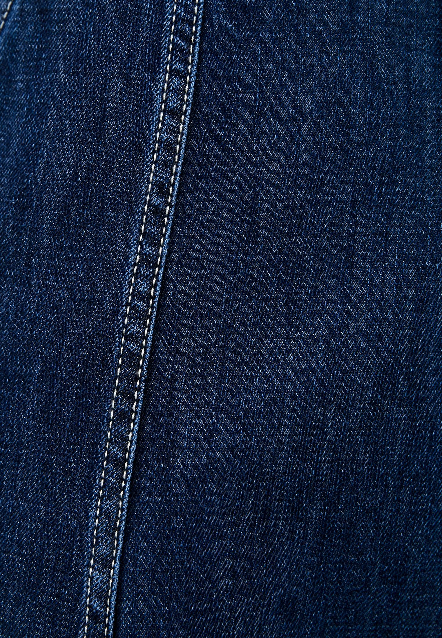 Джинсовая юбка P.A.R.O.S.H. CEANSID620407: изображение 5