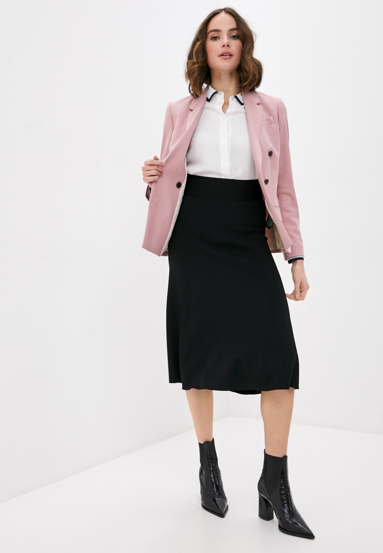 Широкая юбка P.A.R.O.S.H. ROMAD560550: изображение 3