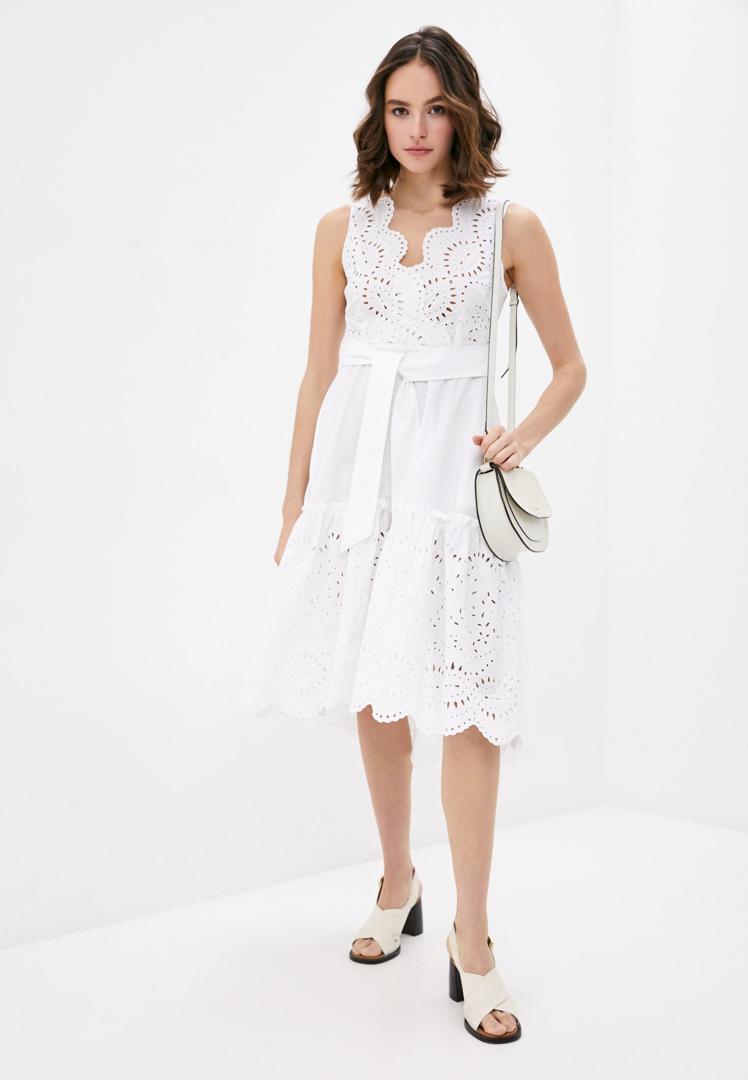Повседневное платье P.A.R.O.S.H. COSAND724088