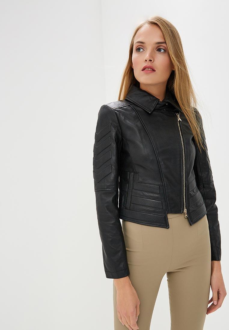 Кожаная куртка Patrizia Pepe (Патриция Пепе) 8L0274/A4BW