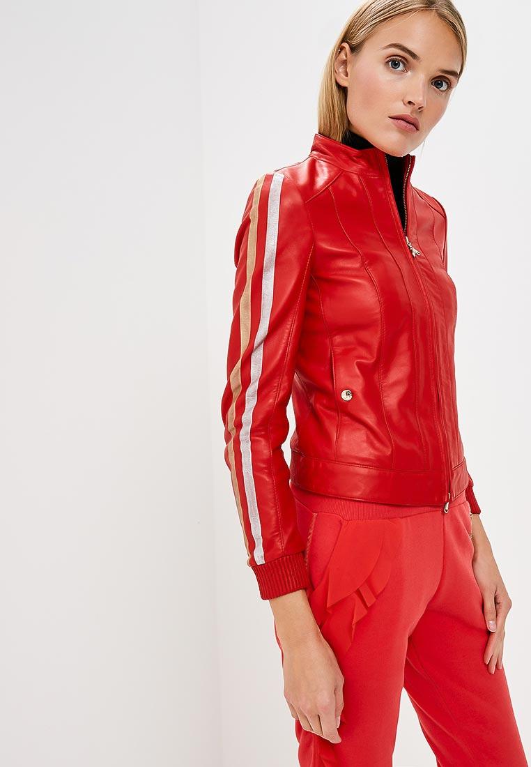 Кожаная куртка Patrizia Pepe (Патриция Пепе) 8L0276/A4BV