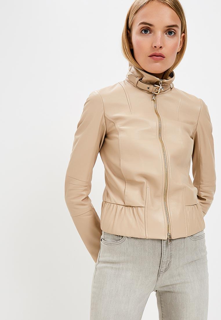 Кожаная куртка Patrizia Pepe (Патриция Пепе) 8L0275/A1HZ