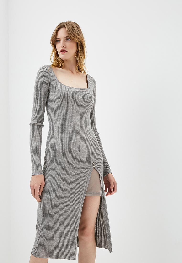 Вязаное платье Patrizia Pepe (Патриция Пепе) 8A0464/A4C9