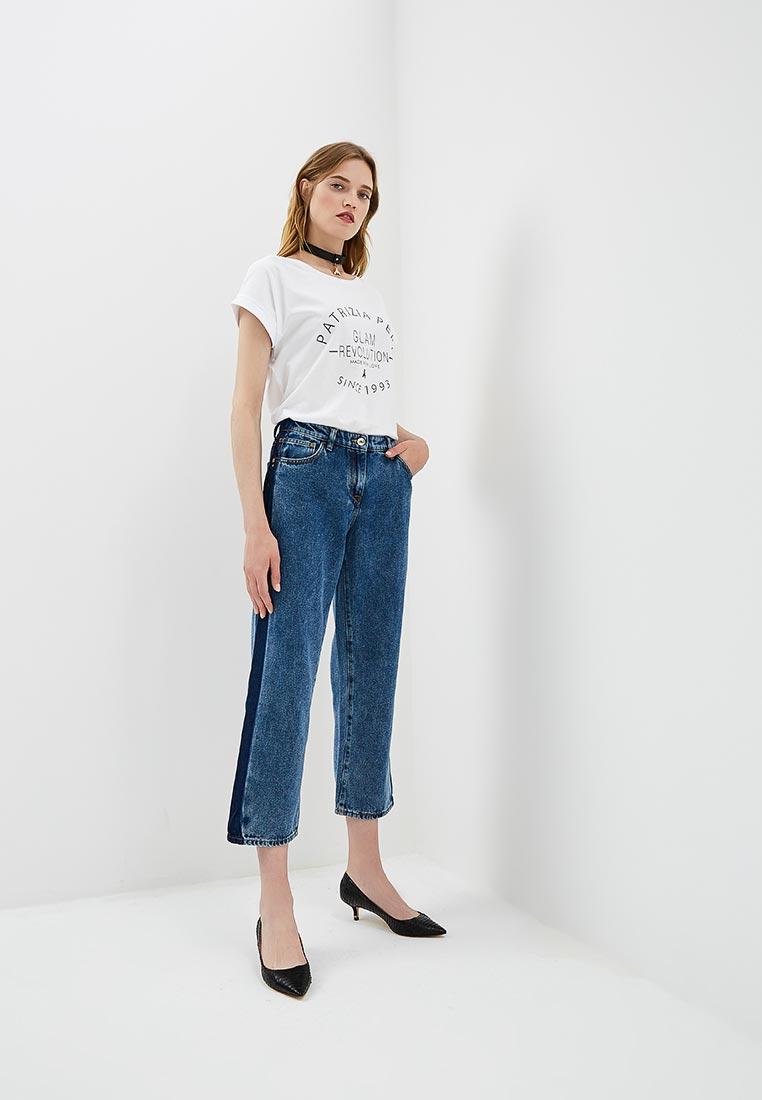 Прямые джинсы Patrizia Pepe (Патриция Пепе) 8J0756/A4BR: изображение 2