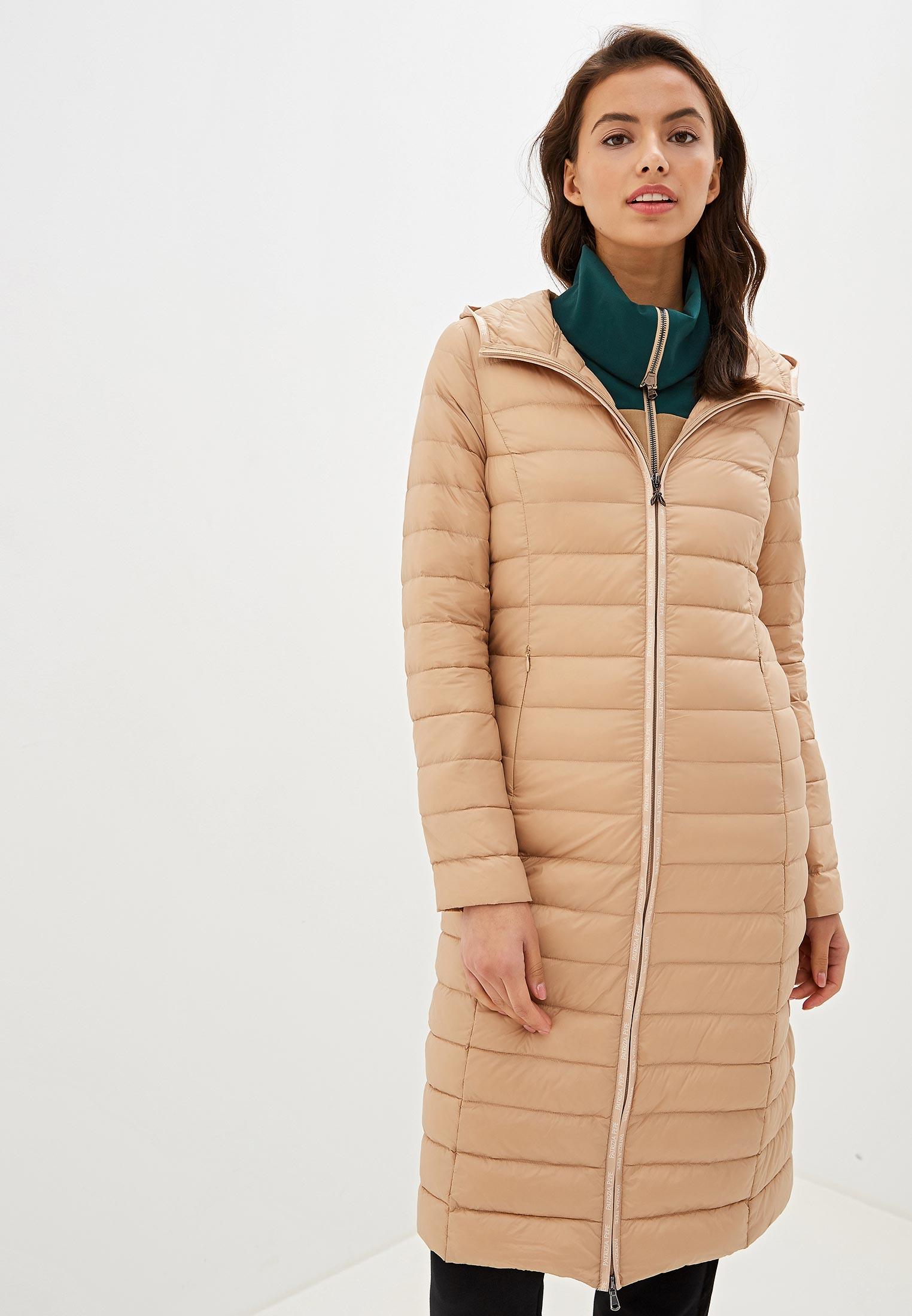 Утепленная куртка Patrizia Pepe (Патриция Пепе) 8S0248
