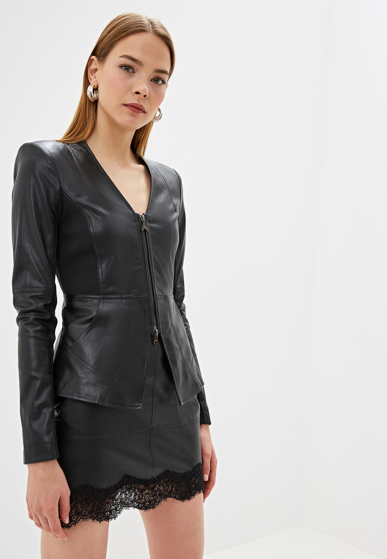 Кожаная куртка Patrizia Pepe (Патриция Пепе) 8L0332