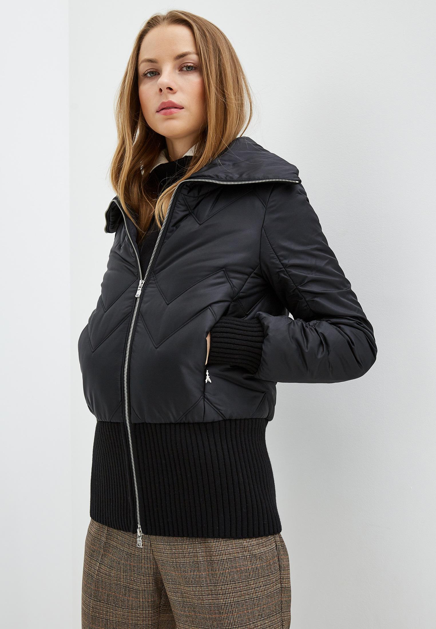 Утепленная куртка Patrizia Pepe (Патриция Пепе) 2S1235