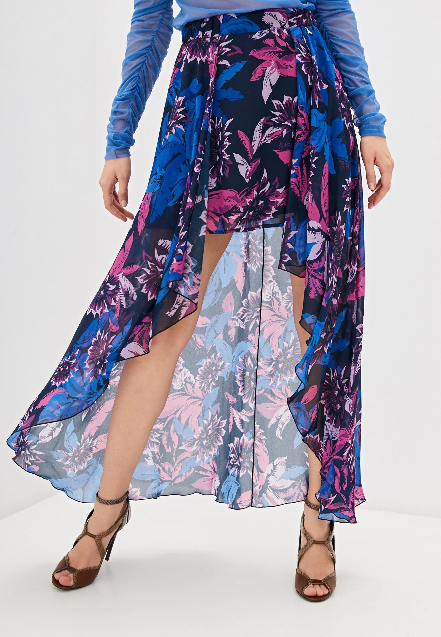 Широкая юбка Patrizia Pepe (Патриция Пепе) 8G0176