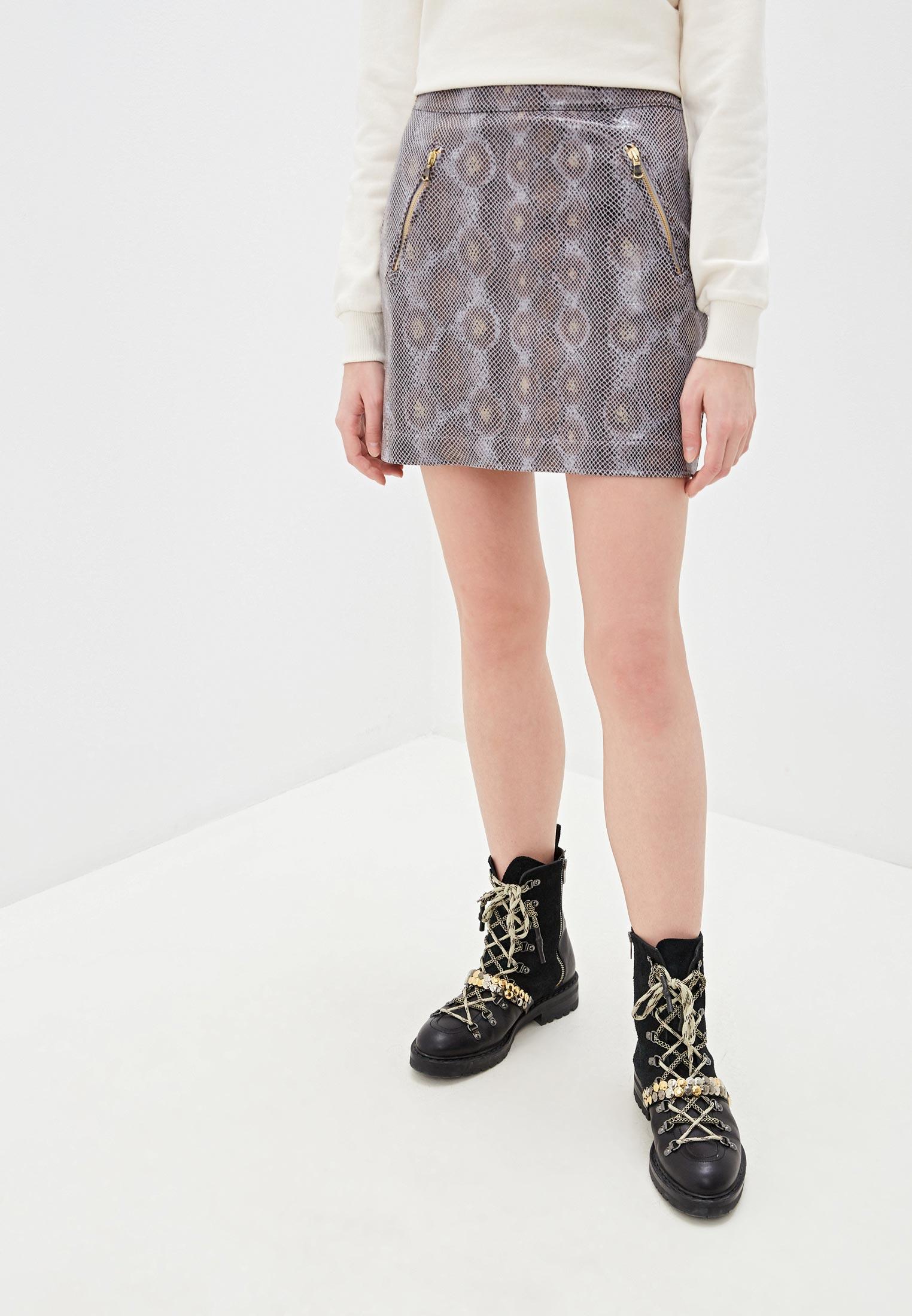 Прямая юбка Patrizia Pepe (Патриция Пепе) 8L0349