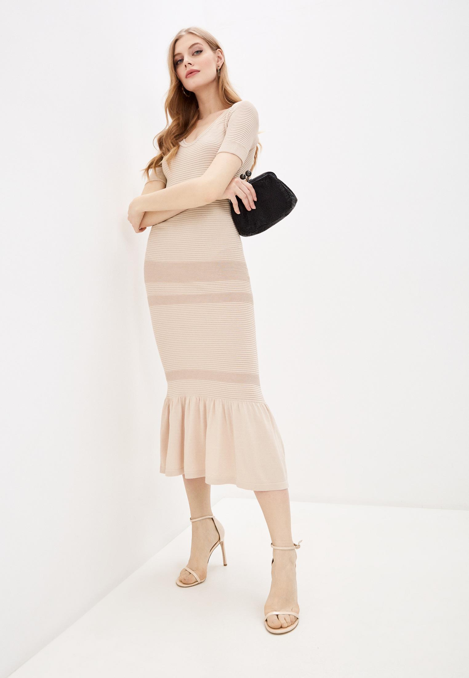 Вязаное платье Patrizia Pepe (Патриция Пепе) 2A2084