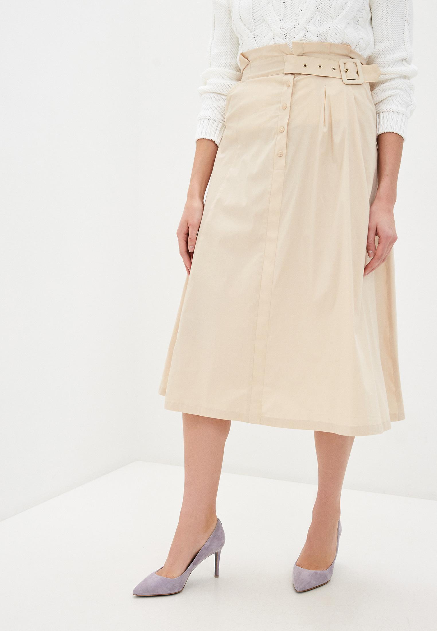Широкая юбка Patrizia Pepe (Патриция Пепе) 2G0774