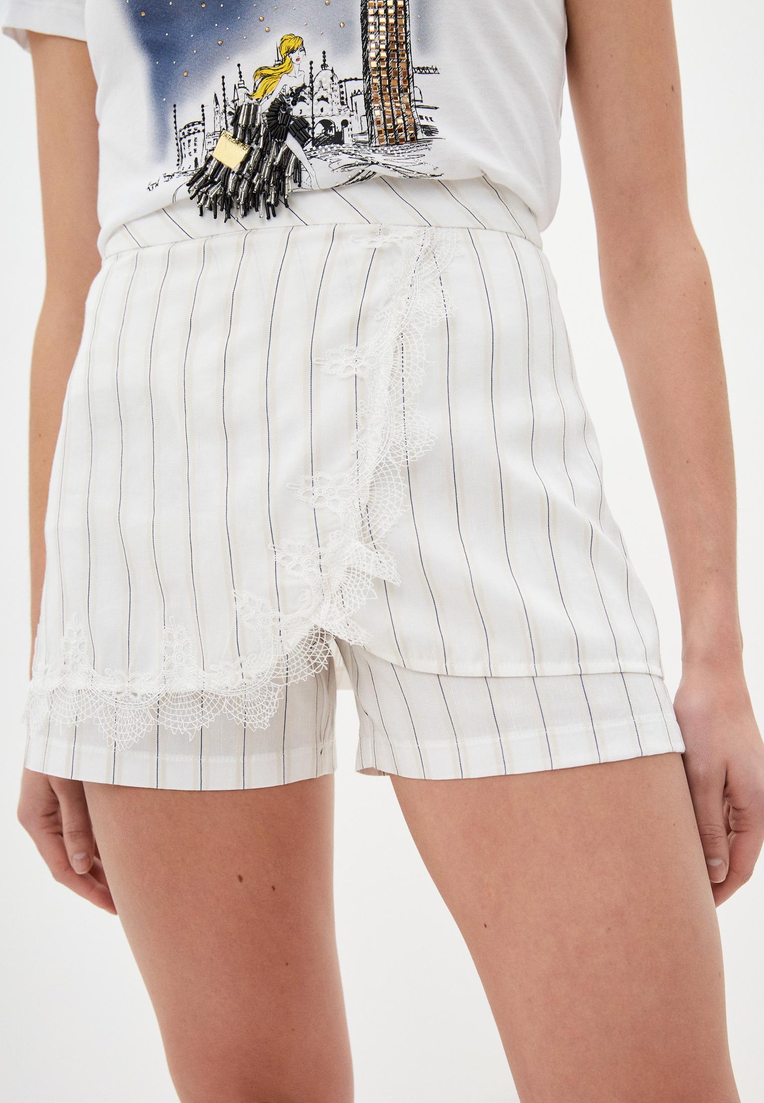 Женские повседневные шорты Patrizia Pepe (Патриция Пепе) 2P1247