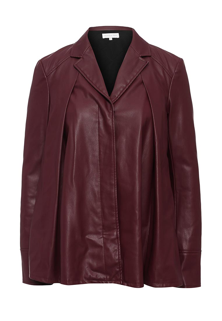 Кожаная куртка Patrizia Pepe (Патриция Пепе) 8L0118/A1DZ