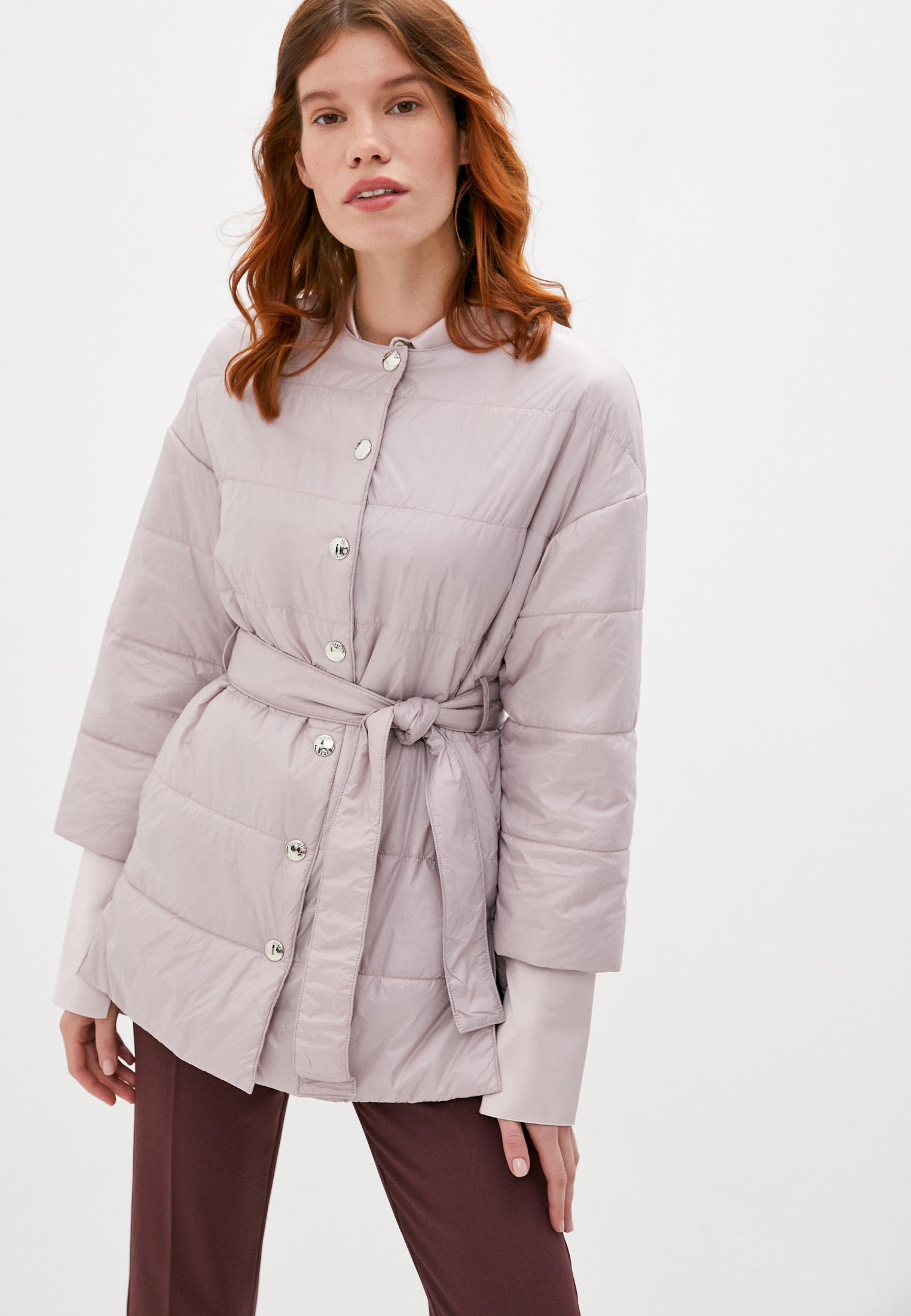 Утепленная куртка Patrizia Pepe (Патриция Пепе) 8S0342