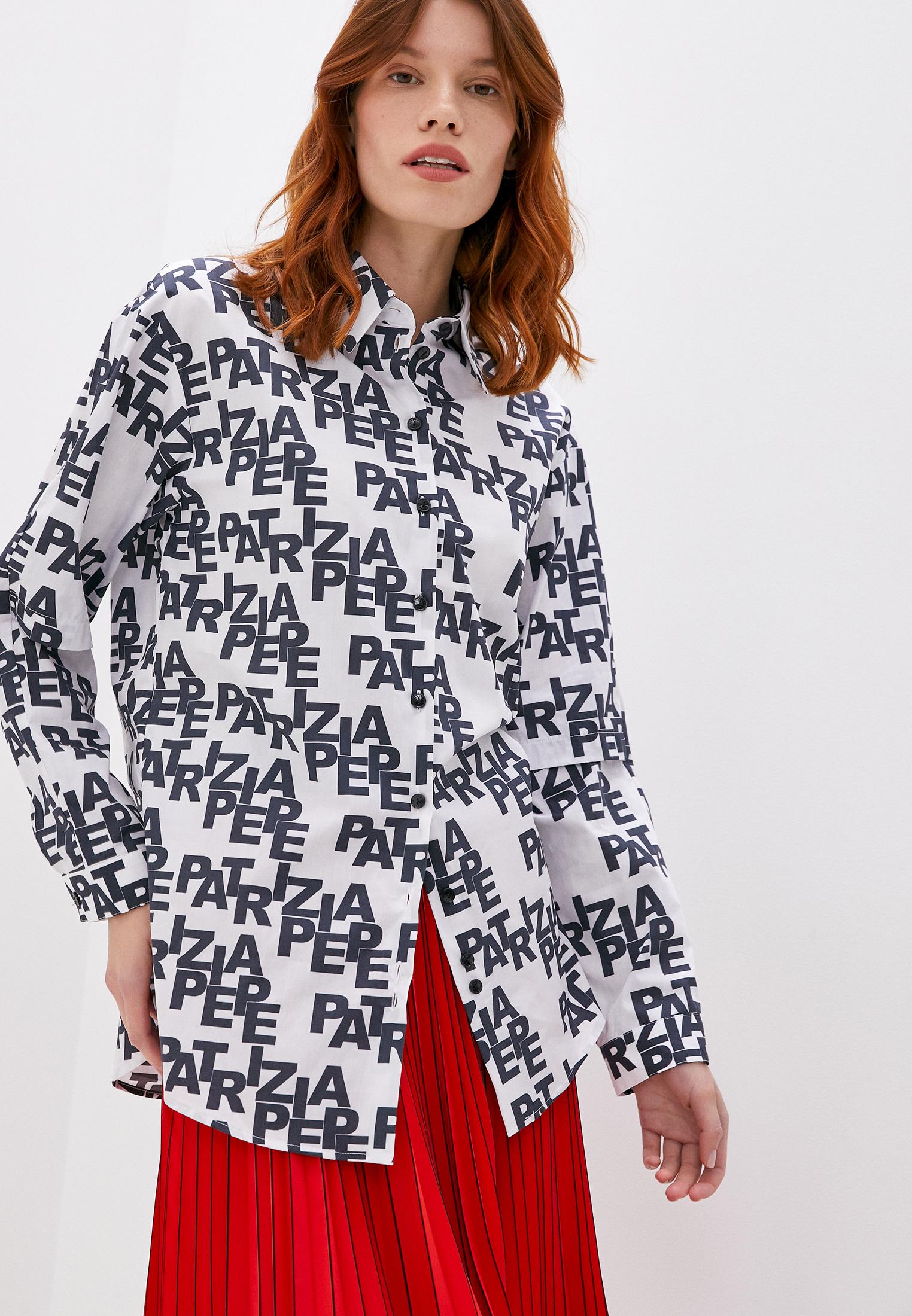 Женские рубашки с длинным рукавом Patrizia Pepe (Патриция Пепе) 8C0413