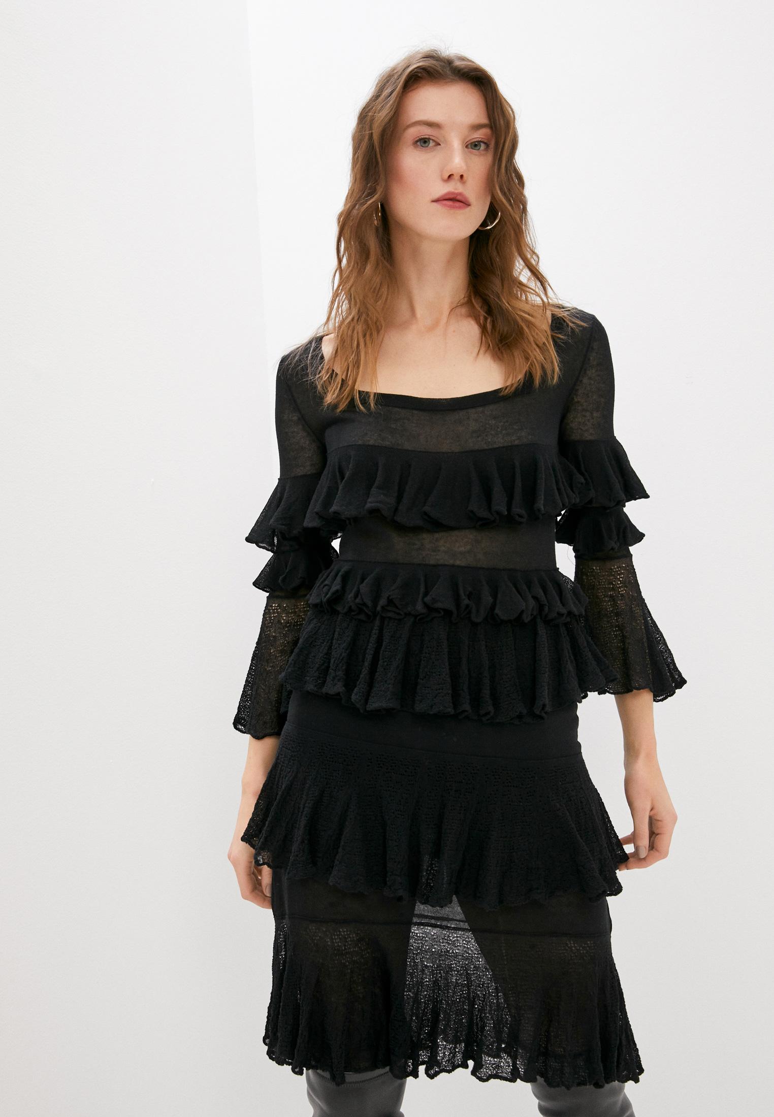 Повседневное платье Patrizia Pepe (Патриция Пепе) 8A0330 A2HWA K103
