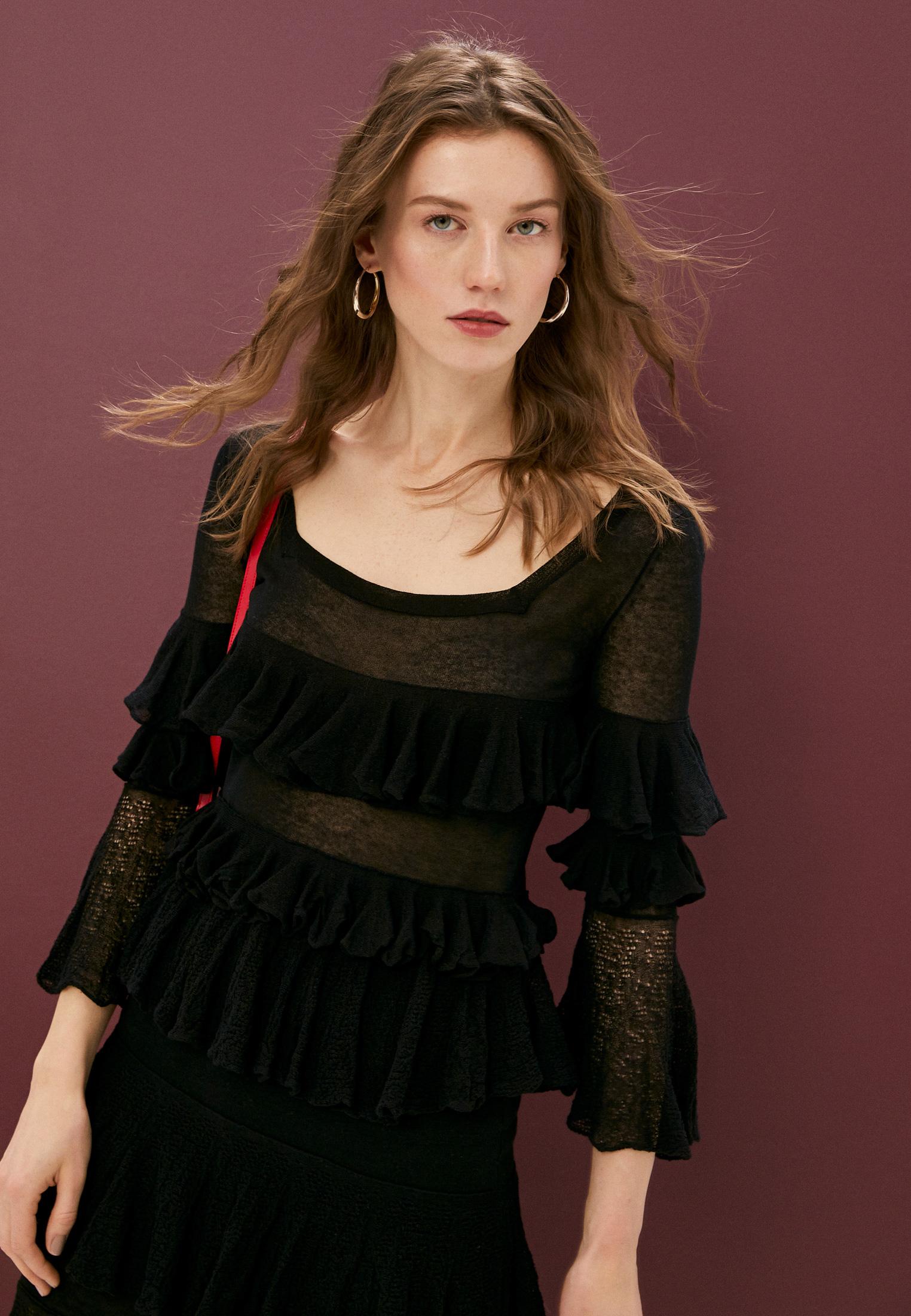 Повседневное платье Patrizia Pepe (Патриция Пепе) 8A0330 A2HWA K103: изображение 2