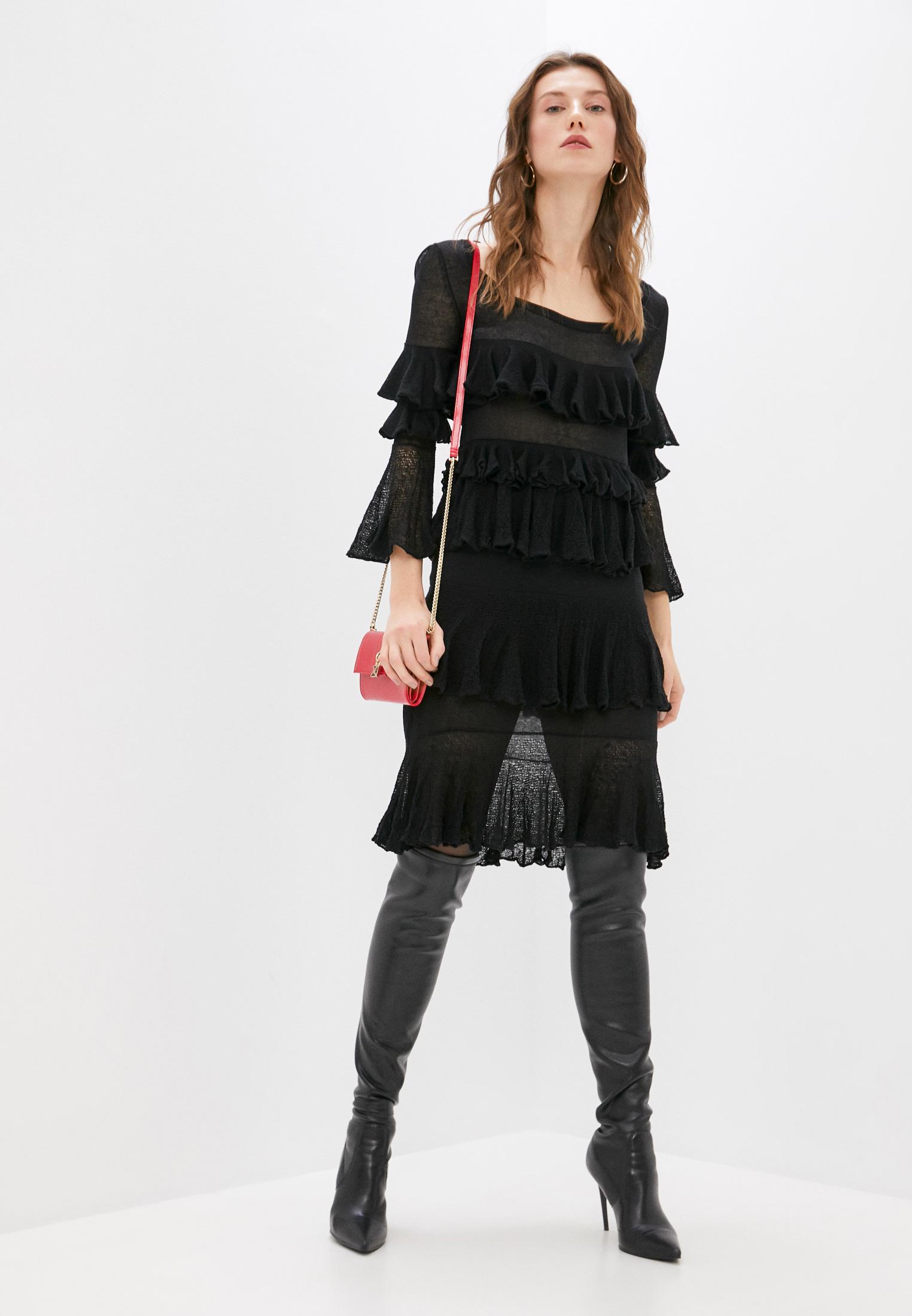 Повседневное платье Patrizia Pepe (Патриция Пепе) 8A0330 A2HWA K103: изображение 3