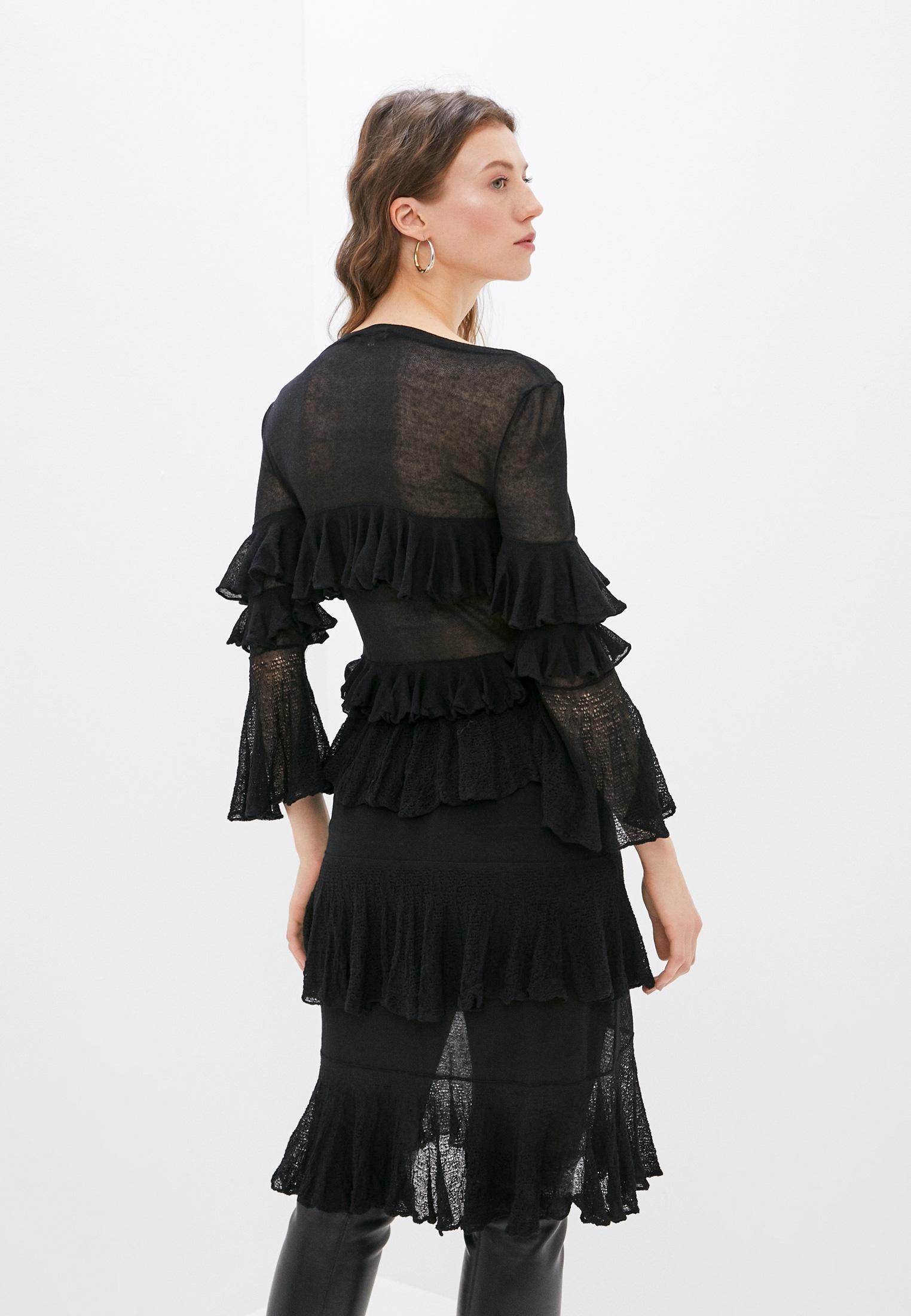 Повседневное платье Patrizia Pepe (Патриция Пепе) 8A0330 A2HWA K103: изображение 4