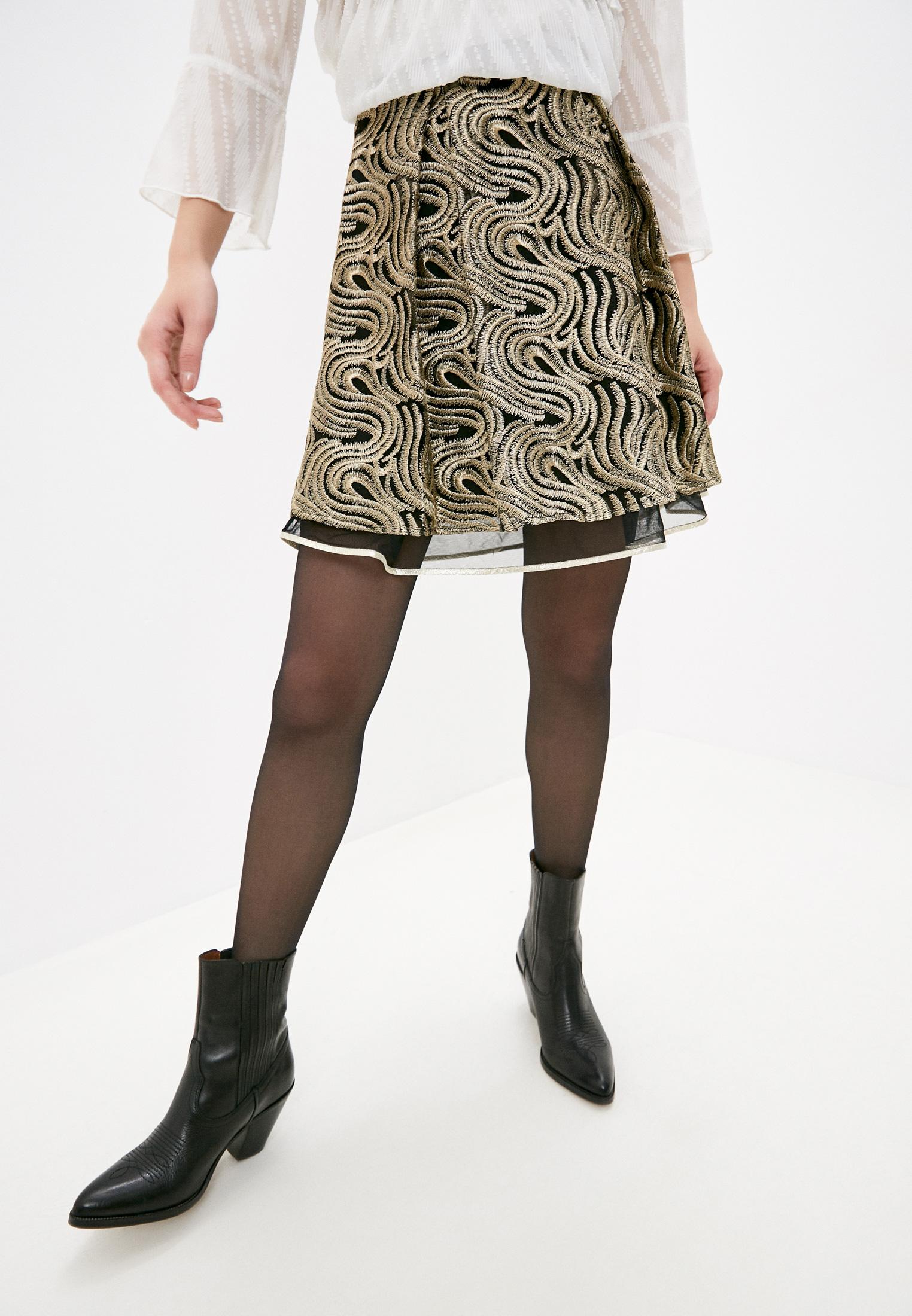 Широкая юбка Patrizia Pepe (Патриция Пепе) 1G1392 A2ZZ I246